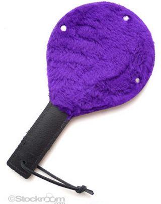 fuzzy soft paddle