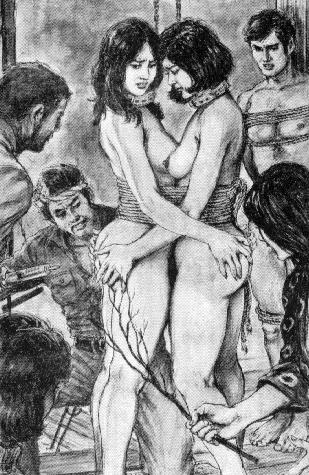 multi fetish drawing