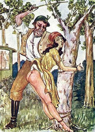 helga bode switching punishment illustration