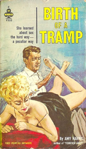 pulp fiction spanking book cover