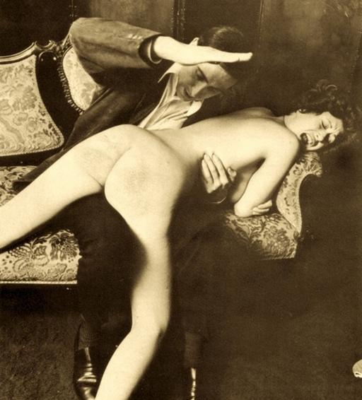 hard vintage spanking