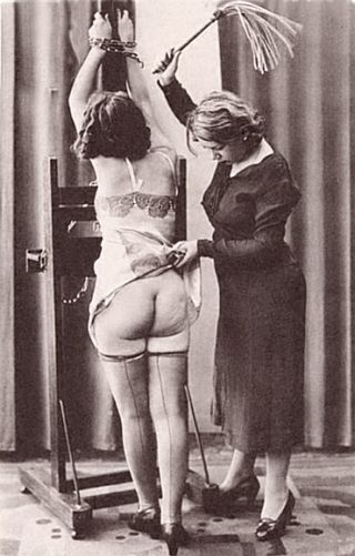 vintage whipping