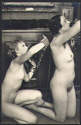 naughty girls in chains