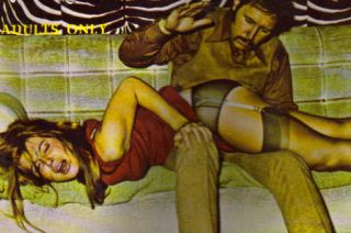 corporal magazine cover spanking