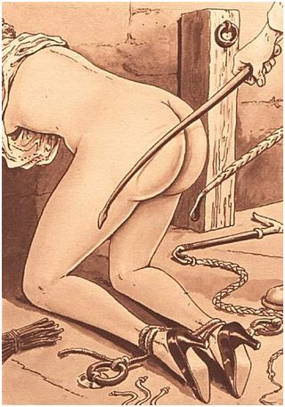 whipping art, vintage