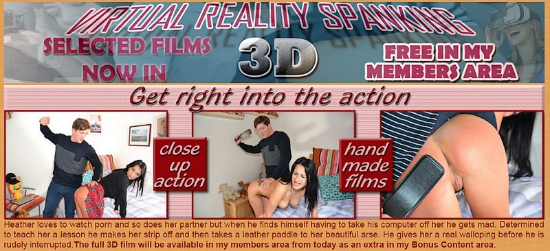vr spanking porn