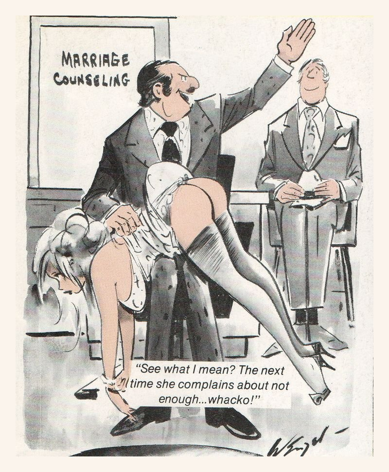 spanking alternative marriage counsellor
