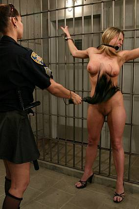 hooker flogged in jail