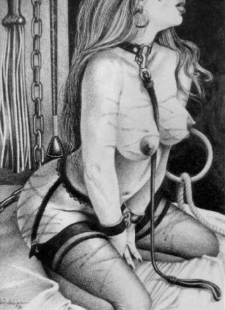 dubigeon breast whipping art