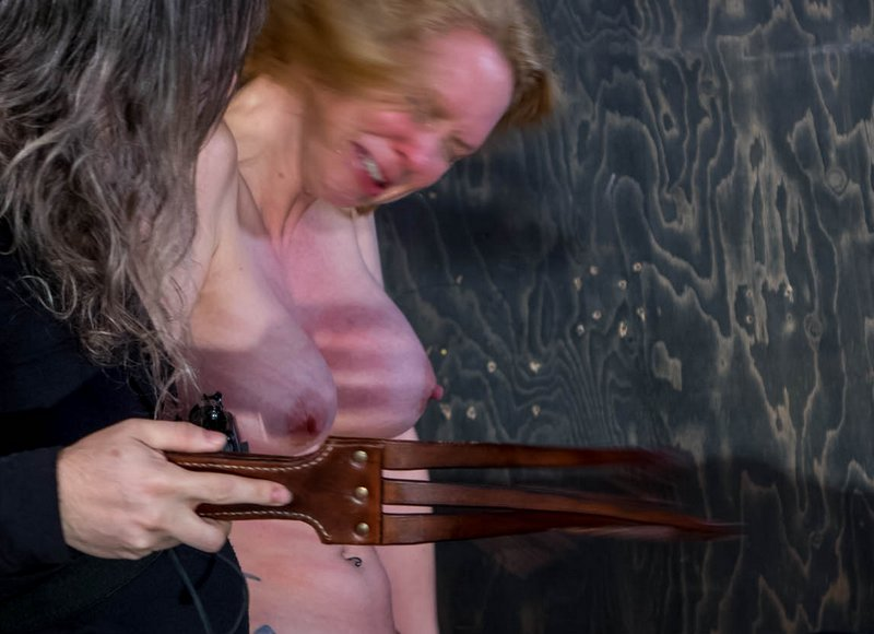 menacing rain degrey with nipple whip