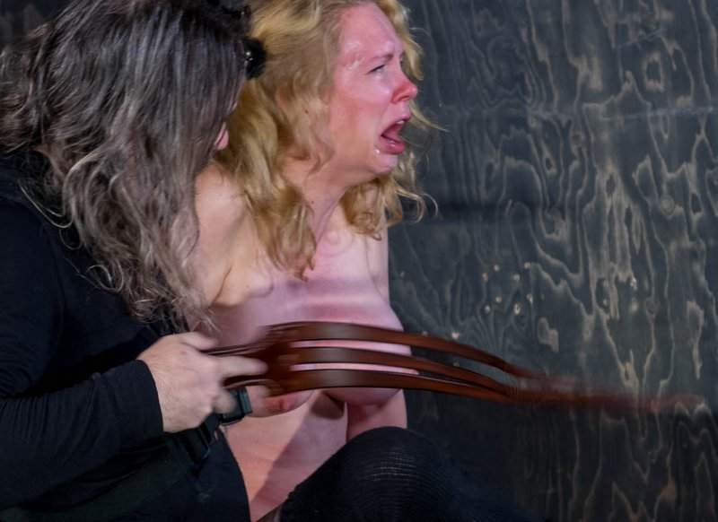 breast whipping for rain degrey