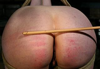 well-tied well-caned bottom